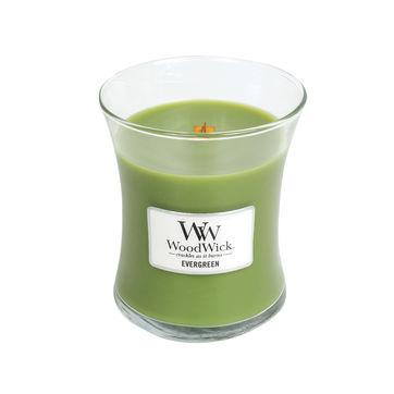 WoodWick - Evergreen - świece zapachowe - gałęzie jodły