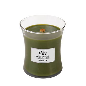 WoodWick - Frasier Fir - świeca zapachowa - jodła Frasera - czas palenia: do 100 godzin
