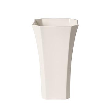 Villeroy & Boch - Classic Gifts White - wazon - wymiary: 13 x 13 x 22 cm
