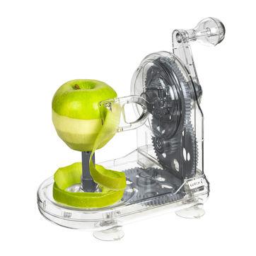 Lurch - automatyczny obierak do jabłek - napędzany korbką