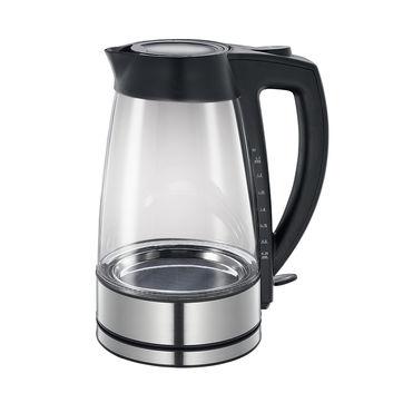 Cilio - Vetro - szklany czajnik elektryczny - pojemność: 1,7 l