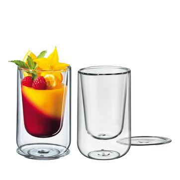 Cilio - 2 szklanki o podwójnych ściankach - pojemność: 0,3 l