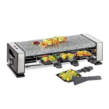 Küchenprofi - VISTA8 - raclette - grill stołowy - dla 8 osób