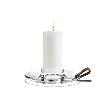 Holmegaard - Design with Light - świecznik - średnica: 17 cm; na świece o średnicy 5 cm