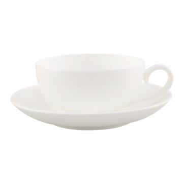 Villeroy & Boch - Royal - filiżanka do herbaty ze spodkiem - pojemność: 0,2 l