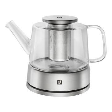 Zwilling - Sorrento - dzbanek do herbaty z podgrzewaczem - pojemność: 0,8 l