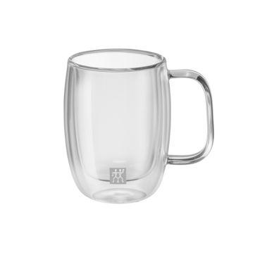 Zwilling - Sorrento Plus - 2 szklanki do espresso o podwójnych ściankach - pojemność: 0,13 l