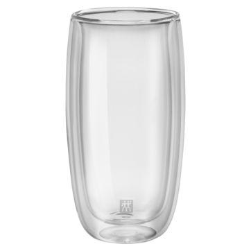 Zwilling - Sorrento - 2 szklanki o podwójnych ściankach - pojemność: 0,47 l