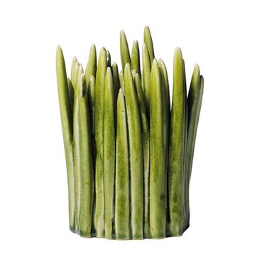 Normann Copenhagen - Grass - duży wazon trawa - wysokość: 15,5 cm