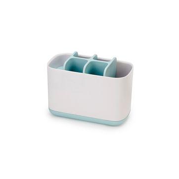 Joseph Joseph - EasyStore - stojak na szczoteczki do zębów - wymiary: 17 x 8,5 x 12,5 cm