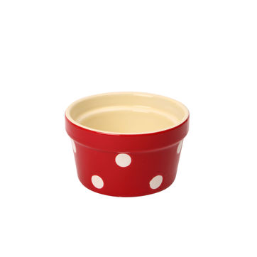 Dexam - Polka Dot - miseczka żaroodporna - średnica: 8,5 cm