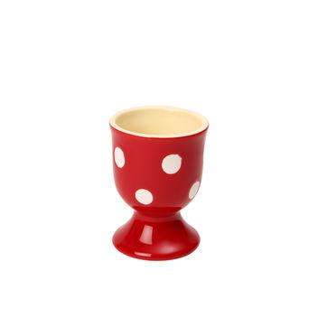 Dexam - Polka Dot - kieliszki na jajka - wysokość: 7 cm