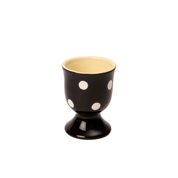 Dexam - Polka Dot - kieliszek na jajko - wysokość: 7 cm
