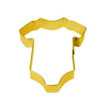 Dexam - wykrawacz do ciastek - dziecięce body - wymiary: 9 x 10 cm