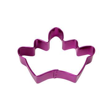 Dexam - wykrawacz do ciastek - korona - wymiary: 9,5 x 7 cm