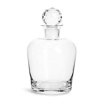 Sagaform - Club - karafka z kryształowym korkiem - pojemność: 0,8 l; pudełko prezentowe