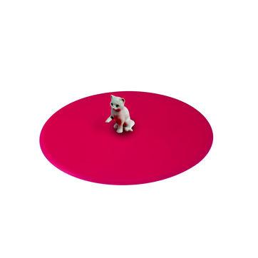 Lurch - My Lid - pokrywka silikonowa z kotem - średnica: 10,5 cm