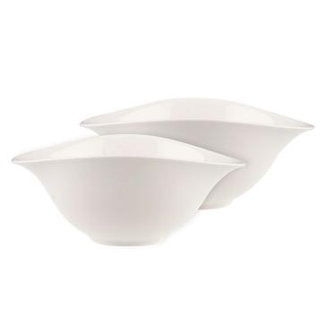 Villeroy & Boch - Vapiano - 2 miski sałatkowe - wymiary: 21 x 17 cm