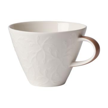 Villeroy & Boch - Caffé Club Floral Touch of Hazel - filiżanka do białej kawy - pojemność: 0,39 l