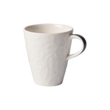 Villeroy & Boch - Caffé Club Floral Touch of Smoke - mały kubek - pojemność: 0,2 l