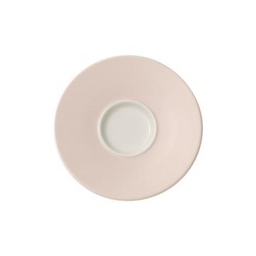 Villeroy & Boch - Caffé Club Uni Pearl - spodek pod filiżankę do espresso - średnica: 12 cm