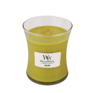 WoodWick - Willow - świeca zapachowa - wierzba u brzegu rzeki - czas palenia: do 100 godzin