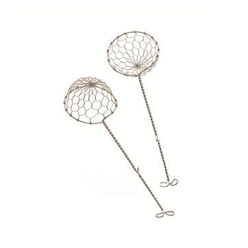 Kela - Tamis - 4 łyżki do fondue - długość: 22,5 cm