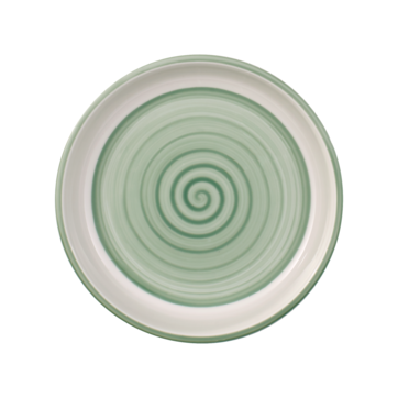 Villeroy & Boch - Clever Cooking - okrągłe talerze/pokrywki - ręcznie malowane
