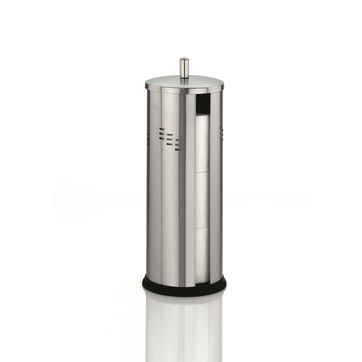 Kela - Swing - stojak na papier toaletowy - wysokość: 39,5 cm
