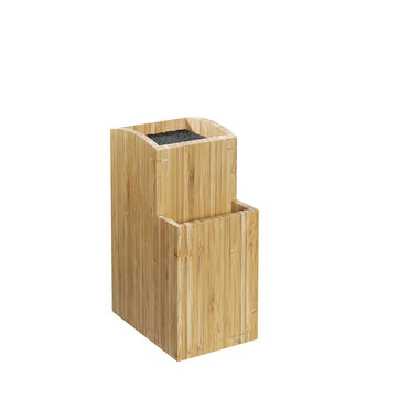 Zassenhaus - Eco Line - blok na noże i akcsoria - wymiary: 11,5 x 16,5 x 26 cm