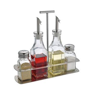 Cilio - Tavola - zestaw do przypraw - 5 elementów