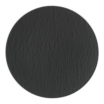 Villeroy & Boch - Manufacture Rock - talerz bufetowy - średnica: 32 cm