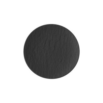 Villeroy & Boch - Manufacture Rock - talerzyk deserowy - średnica: 16 cm