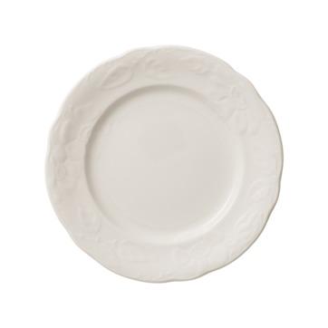 Villeroy & Boch - Rose Sauvage blanche - talerz sałatkowy - średnica: 21 cm