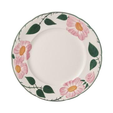 Villeroy & Boch - Rose Sauvage heritage - talerz płaski - średnica: 26 cm