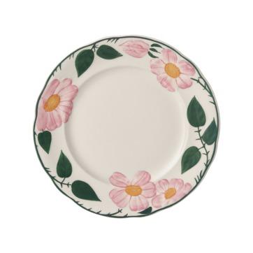 Villeroy & Boch - Rose Sauvage heritage - talerz sałatkowy - średnica: 21 cm