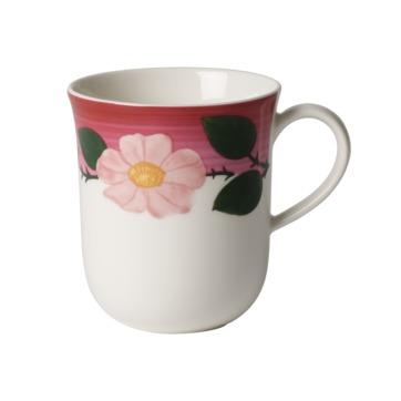 Villeroy & Boch - Rose Sauvage framboise - kubek - pojemność: 0,35 l