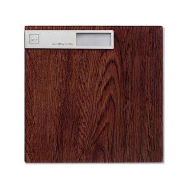 Kela - Fillis - waga łazienkowa - wymiary: 30 x 30 cm