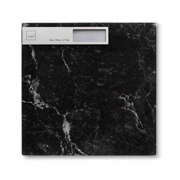 Kela - Liron - waga łazienkowa - wymiary: 30 x 30 cm