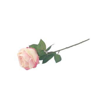 Villeroy & Boch - Artificial Flowers - sztuczny kwiat - róża stulistna - długość: 50 cm