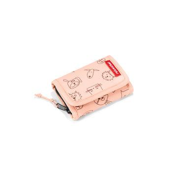 Reisenthel - wallet S kids - portfele dla dzieci - wymiary: 11,5 x 7,5 x 2 cm