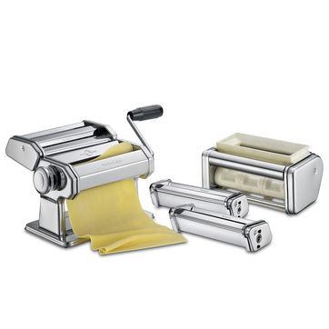 Küchenprofi - Classic - maszynka do makaronu - w komplecie 3 dodatkowe przystawki