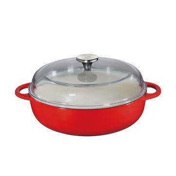 Küchenprofi - Provence - brytfanna żeliwna - średnica: 28 cm; pojemność: 3,25 l