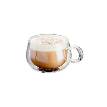 Judge - 2 filiżanki do cappuccino o podwójnych ściankach - pojemność: 225 ml