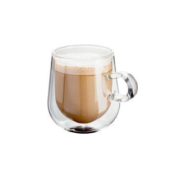 Judge - 2 filiżanki do caffe latte o podwójnych ściankach - pojemność: 275 ml