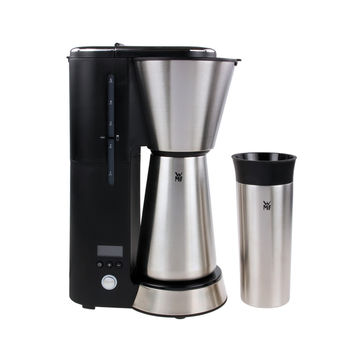 WMF - KITCHENminis - ekspres do kawy z kubkiem termicznym - pojemność: 625 ml + 350 ml