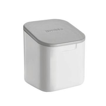 Guzzini - NOT ONLY SALT - pojemniki na sól - wymiary: 12 x 12 x 14,5 cm