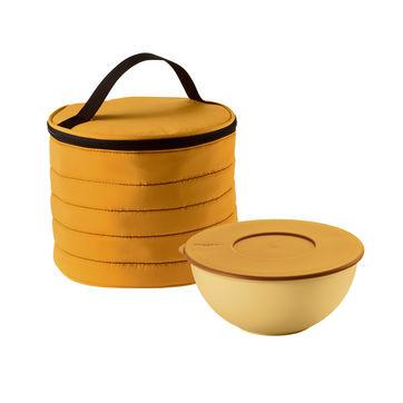Guzzini - HANDY - torba termiczna z pojemnikiem - średnica: 19 cm