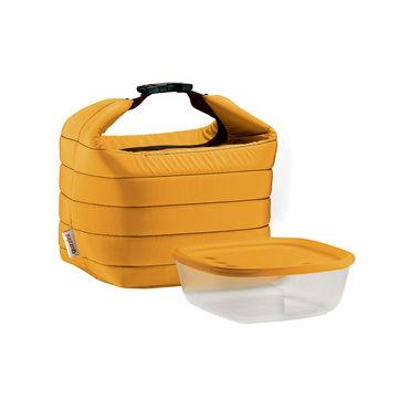 Guzzini - HANDY - torba termiczna z pojemnikiem - wymiary: 22 x 18 x 22 cm