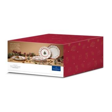 Villeroy & Boch - Toy's Delight - zestaw talerzy - dla 4 osób - 8 elementów